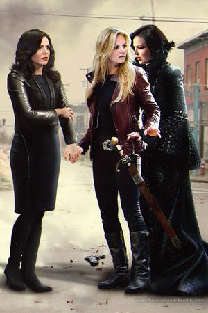 Regina et Emma