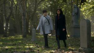 Regina and Snow
