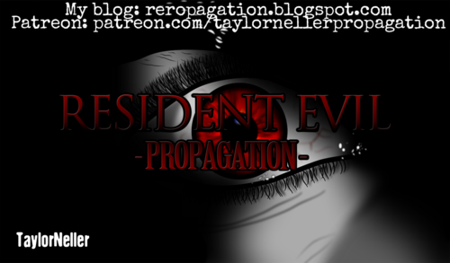 resident evil wallpaper possibly with animê entitled Resident Evil: Propagation