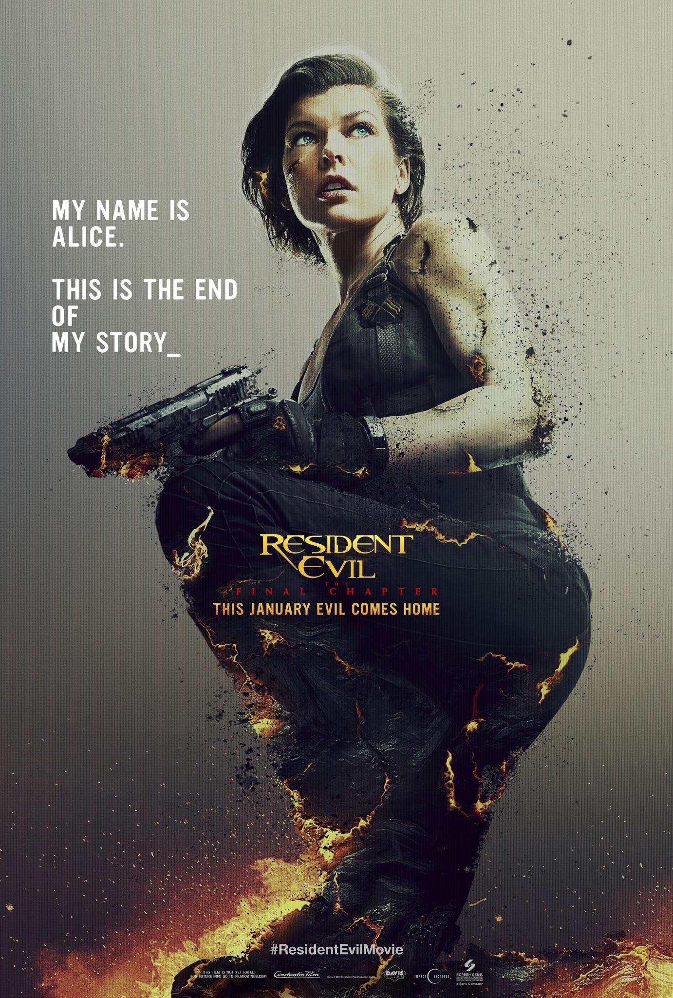 resident evil the final chapter larawan resident evil the final