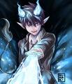 Rin - blue-exorcist photo