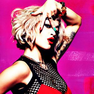 Rita Ora tagahanga Art