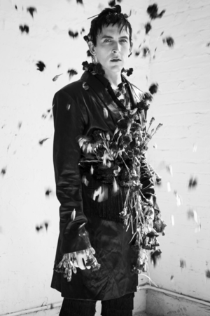 Robin Lord Taylor - Rogue Magazine Photoshoot - Spring 2016
