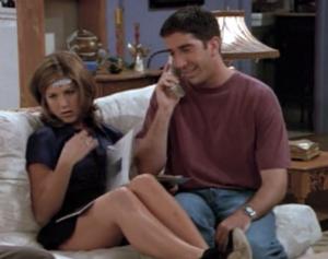 Ross and Rachel 50