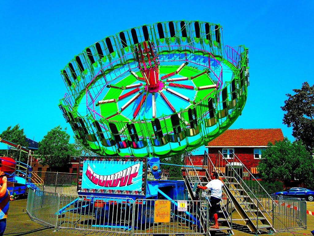 Roundup - Amusement Rides - Amusement Parks Photo ...