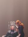 Rowena and Crowley - supernatural fan art