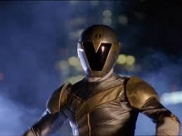 Ryan Morphed As The Titanium Ranger