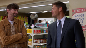 SUPERNATURAL- DEAN and GARTH