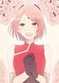 Sakura Haruno - haruno-sakura fan art