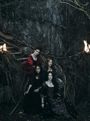 Salem Cast Season 3 Official Picture