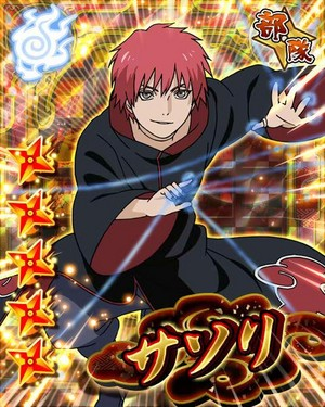 Sasori's official image