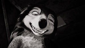 Scary Humphrey