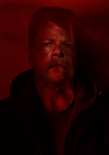 ウォーキング・デッド 壁紙 titled Season 7 Character Portrait ~ Abraham Ford