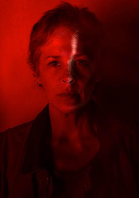 Season 7 Character Portrait ~ Carol Peletier