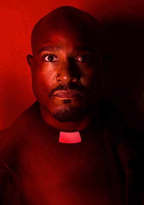 Season 7 Character Portrait ~ Gabriel Stokes