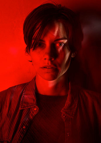 The Walking Dead پیپر وال titled Season 7 Character Portrait ~ Maggie Greene