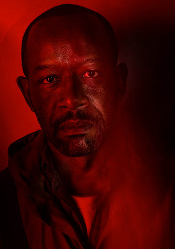 Os Mortos-Vivos wallpaper titled Season 7 Character Portrait ~ morgan Jones