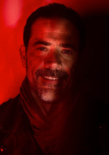 The Walking Dead پیپر وال entitled Season 7 Character Portrait ~ Negan