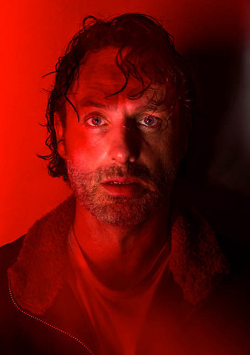 The Walking Dead kertas dinding called Season 7 Character Portrait ~ Rick Grimes