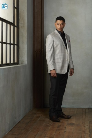 Secrets and Lies - Season 2 Portrait - Charlie Barnett as Patrick Warner