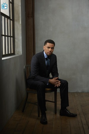 Secrets and Lies - Season 2 Portrait - Michael Ealy as Eric Warner