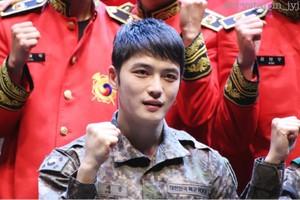 Sergeant Kim Jaejoong