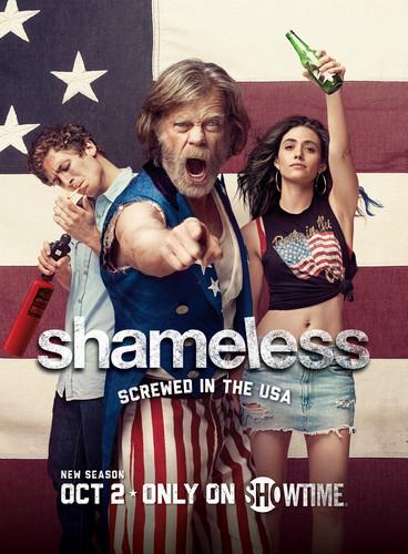 Shameless (US) wallpaper called Shameless - Season 7 Poster