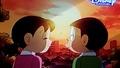 Shizuka consoling Nobita
