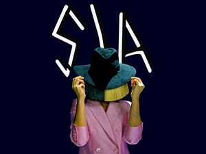 Sia SNL wallpaper