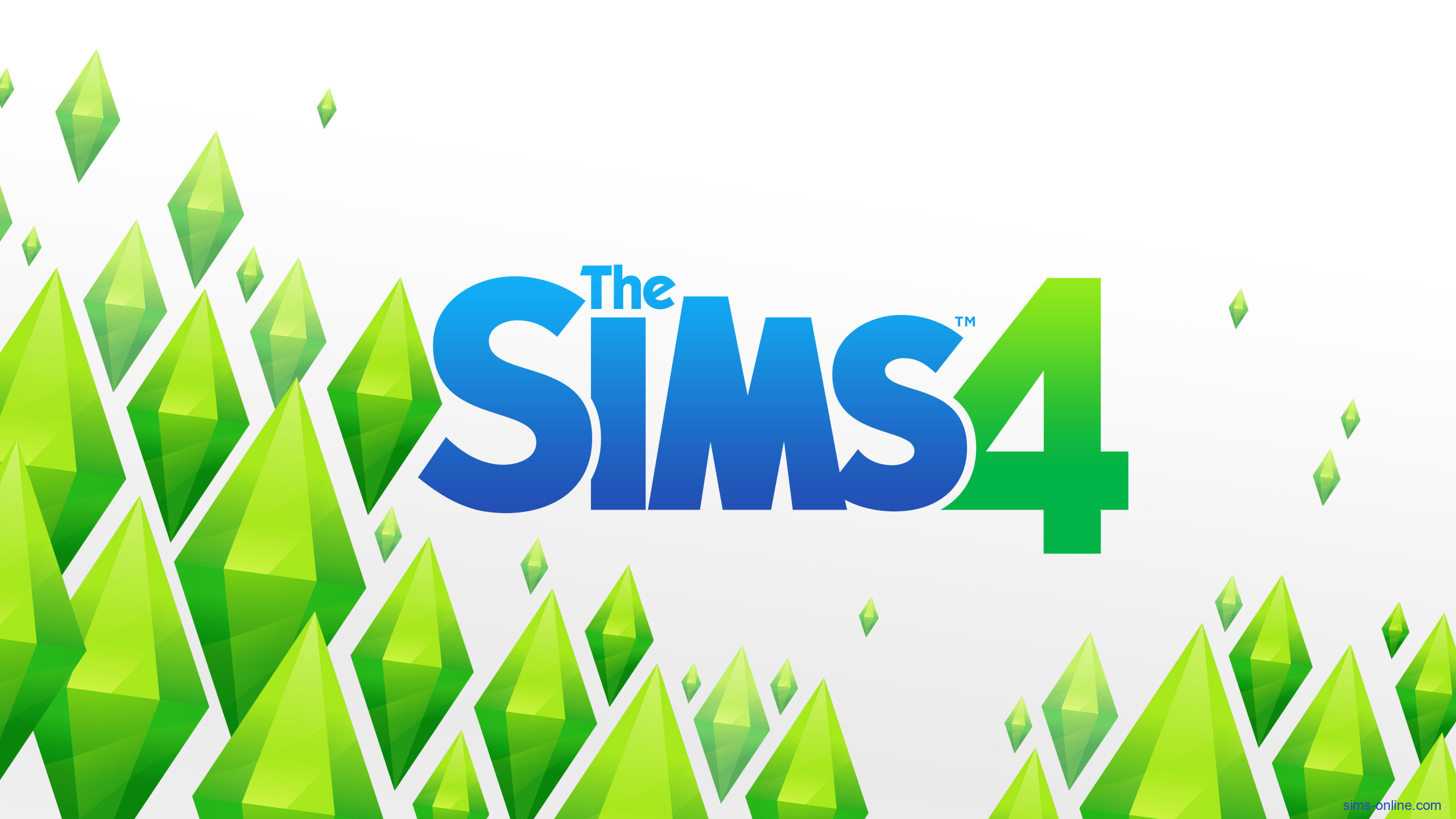 Sims 4 바탕화면