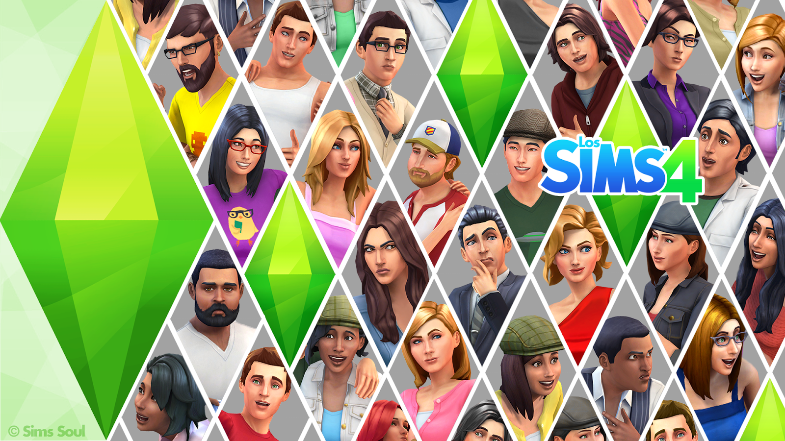 Sims 4 hình nền