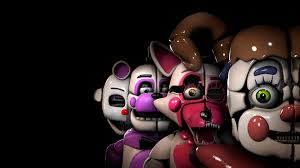 Five Nights at Freddy's kertas dinding called Sister Location