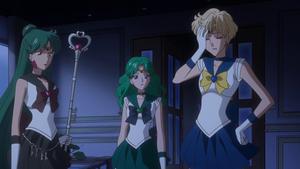 Sm Crystal - Outer Senshi