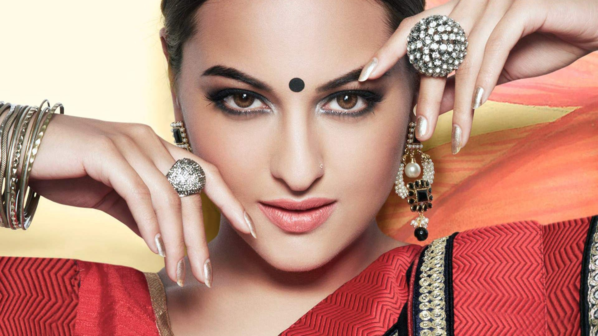 indian actrices images sonakshi sinha hd fond d'écran and background