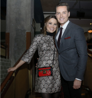 Sophia ブッシュ and Jesse Lee Soffer