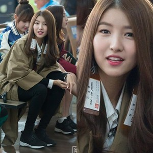 Sowon @ Incheon Aiport to europa