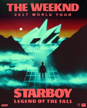 Starboy: The Legend Of The Fall.