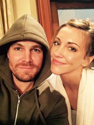 Stephen and Katie - BTS