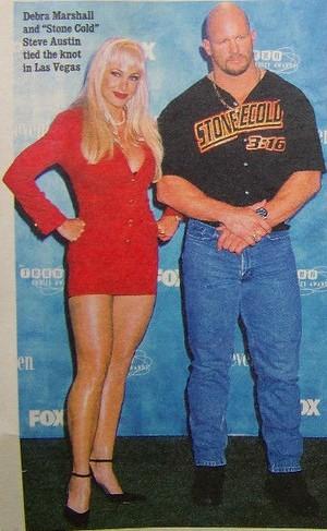 Steve Austin & Debra