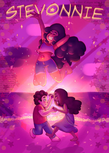 steven universe wallpaper called Stevonnie