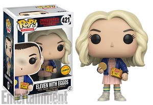 Stranger Things - Funko Pop Vinyls - Eleven