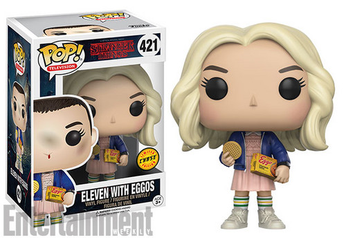 Stranger Things Обои entitled Stranger Things - Funko Pop Vinyls - Eleven