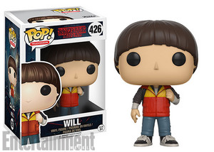 Stranger Things - Funko Pop Vinyls - Will Byers