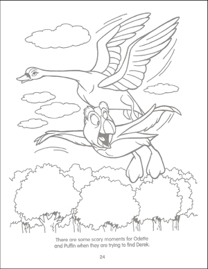 cigno Princess Funtime Activity Book page 24