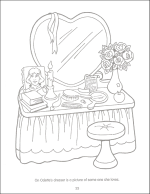 Swan Princess Funtime Activity Book page 33