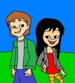 TJ Detweiler and Ashley Spinelli