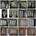 TWD Collage - the-walking-dead fan art