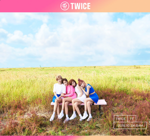 TWICE cuddle up in yet another teaser image for 'TWICEcoaster: Lane 1'