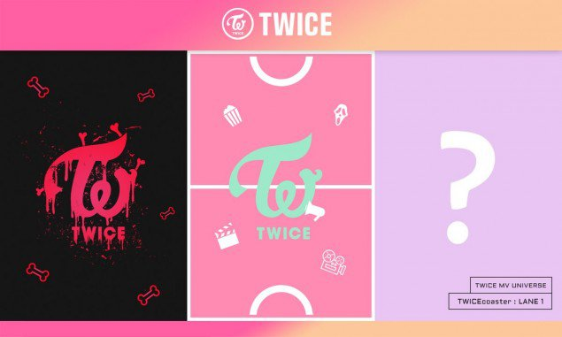 TWICE drops track list for 'TWICEcoaster: Lane 1'