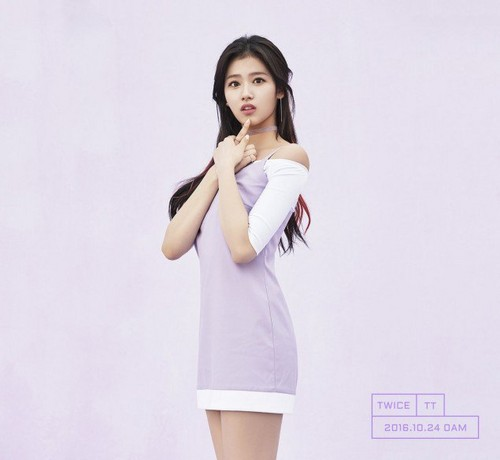 Twice (JYP Ent) hình nền possibly with a cốc-tai, cocktail dress, a chemise, and a portrait titled TWICE teaser hình ảnh for 'TWICEcoaster: Lane 1'
